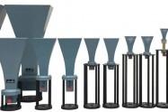 2.60 - 40GHz Curve Standard Gain Horn Antenna