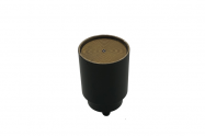 8.0-18.0 GHz backed cavity spiral antenna OBS-80180