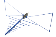 20MHz - 3GHz EMC Reference Antennas  <br> OEMC-20M-3