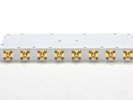 8-Way Power Divider, Power Divider, RF Divider, RF Power Divider