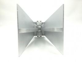 Broadband Horn Antenna, Horn Antenna , double ridged horn antenna , emc antenna , antenna microwave