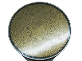 18-26.5GHz Backed  Cavity Spiral Antenna OBS-180265
