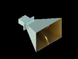 800MHz - 2GHz Broadband Horn Antenna