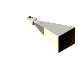 11-26.5 GHz broad band  antenna