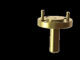 Standard gain horn antenna OLB-06-10 WR-06 waveguide horn WR-06 Standard gain horn waveguide antenna
