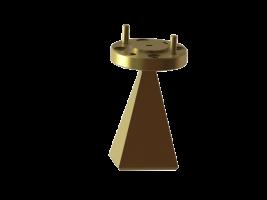 Standard gain horn antenna horn antenna WR-06 wr06  OLB-06-23 WR-06 WR-06 Millimeter SGH Antenna Standard gain horn waveguide antenna waveguide horn antenna 110-170 GHz wr06