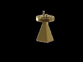 90-140 GHz  Standard Gain Horn Antenna