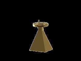 33-50GHz WR-22  33-50GHz wr22 standard gain horn antenna  OLB-22-20 Millimeter SGH Antenna 33-50GHz WR-22 standard gain horn antenna OLB-22-20 Millimeter SGH Antenna