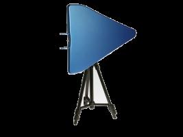 0.38GHz – 8GHz  Log Periodic Antenna