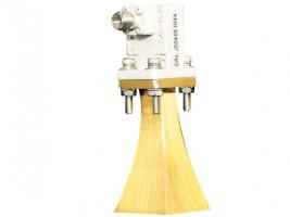 26GHz - 40GHz  Curve Standard Gain Horn Antenna
