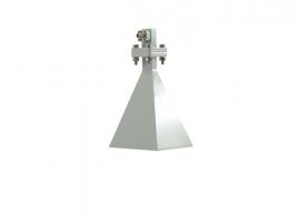5.85-8.20GHz  Standard Gain Horn Antenna