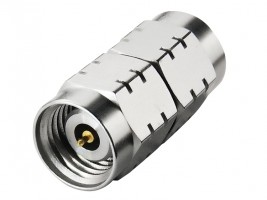DC-50 GHz Port adapters 2.4mm(m)to 2.4mm (m)