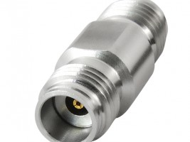 DC-40 GHz Port adapters 2.92mm(f) To 2.4mm(f)