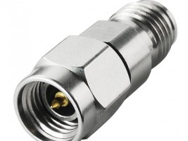 DC-40 GHz Port adapters 2.92mm(m) To 2.4mm(f)