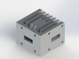 26.5-40 GHz Ferrite Devices  <ba> OIS-270400-16-14-KFKF-I