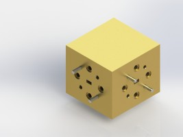 22-33 GHz Ferrite Devices OIS-34-H