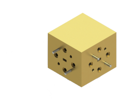 12.4-18 GHz Ferrite Devices OIS-62-H