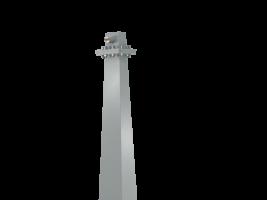 4.90-7.05GHz  Standard Gain Horn Antenna