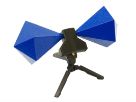 30MHz - 1GHz Biconical Antennas OBC-30M-10-E