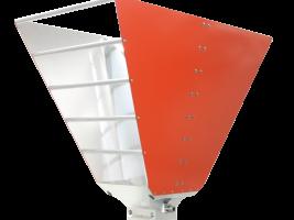 0.6-4 GHz Broadband Horn Antenna