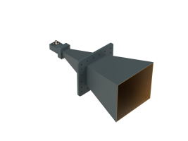 5.8GHz - 15GHz  Broadband Horn Antenna  OBH-580D-20