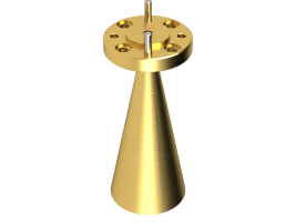 115-140 GHz Conical Horn Antenna OCN-075-25