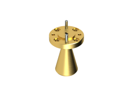 100-112 GHz Conical Horn Antenna OCN-08-20