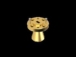 77-87 GHz Conical Horn Antenna OCN-110-15