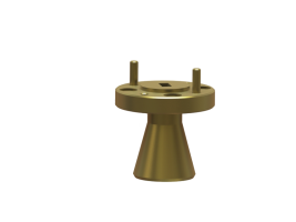 68-77 GHz Conical Horn Antenna OCN-12-15