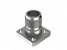 18-40 GHz 2.92mm (K) Connectors D360-P12-F02-A