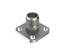 18-40 GHz 2.92mm (K) Connectors D360-P12-F01