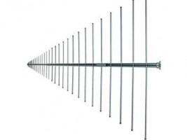 EMC Log-Periodic Broadband Antenna OLP-0820
