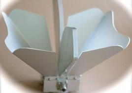 broadband horn antenna
