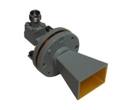 33-50GHz Standard Gain Horn Antenna