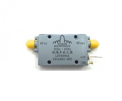 LNA , broadband LNA , amplifier , 2-6GHz LNA  Low Noise Amplifier