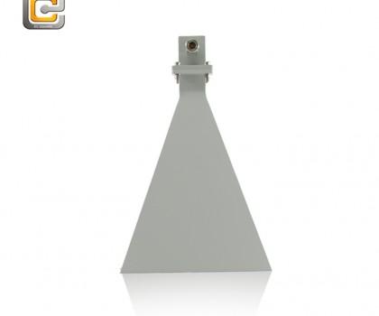 standard gain horn antenna,horn antenna,7.05-10 horn antenna,EMI horn antenna, anifonic horn antenna