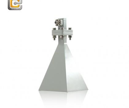standard gain horn antenna,horn antenna,5.85 - 8.20 horn antenna,EMI horn antenna, anifonic horn antenna WR-90
