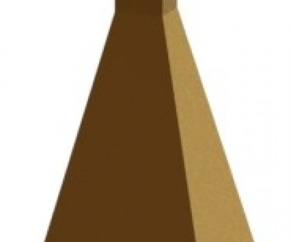 Standard gain horn antenna  OLB-10-23  WR-10  Millimeter SGH Antenna