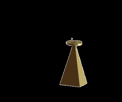 40-60 GHz WR-19 40-60 GHz wr19  standard gain horn antenna  OLB-19-20  Millimeter SGH Antenna