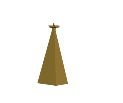 33-50GHz WR-22 standard gain horn antenna 33-50GHz wr22 standard gain horn antenna OLB-22-25 Millimeter SGH Antenna OLB-22-25 Millimeter SGH Antenna wr-22