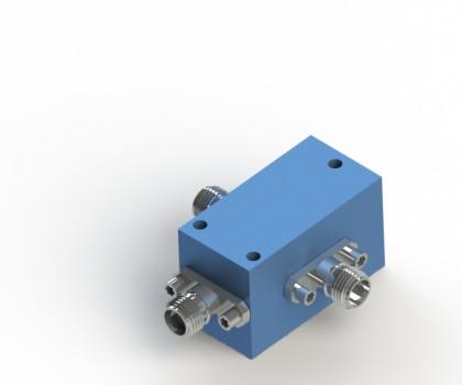 10-12 GHz Bias Tee  OBT-100120-4