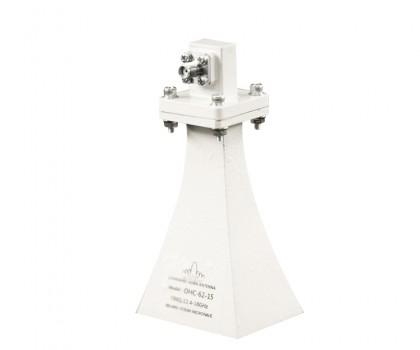 11.0GHz - 18.0GHz  Curve Standard Gain Horn Antenna