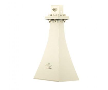 3GHz - 6GHz   Curve Standard Gain Horn Antenna