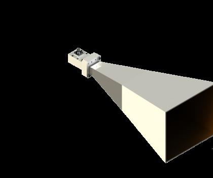 7.5-18GHz Multi Octave Horn Antenna