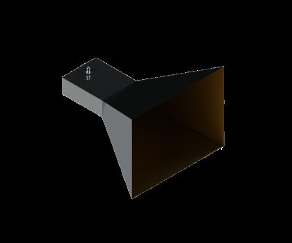 1-2GHz Multi Octave Horn Antenna