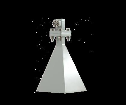 8.2-12.4 GHz  Standard Gain Horn Antenna