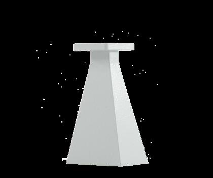 5.38-8.17GHz  Standard Gain Horn Antenna