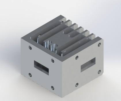 26.5-40 GHz Ferrite Devices OIS-270400-16-14-KMKM-I