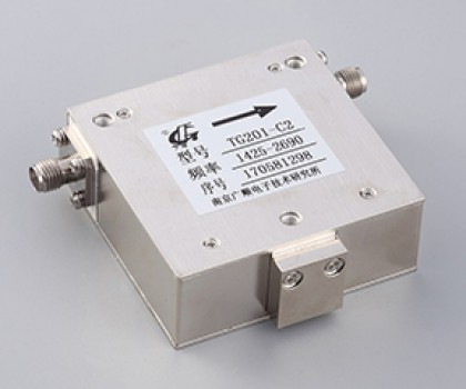 1.35-2.7 GHz Coaxial Series   TG201-C2