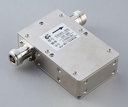 0.32-0.36 GHz Coaxial Series  TG0301-400